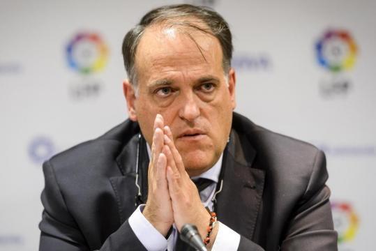 Foot PSG - PSG : Tebas toujours déchaîné contre le Qatar pour ... - foot01.com
