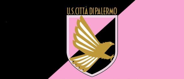 Lo stemma dell'U.S. Città di Palermo