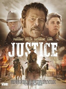 'Justice' is Richard's newest movie. / Photo via Hopper Stone and Wendy Shepherd PR, used with permission.