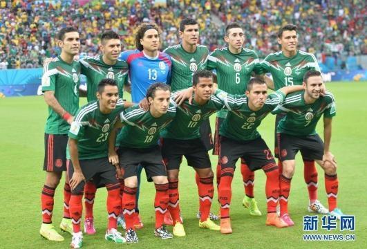 MUNDIAL 2014: México avanza con estallido tardío ante Croacia - com.cn