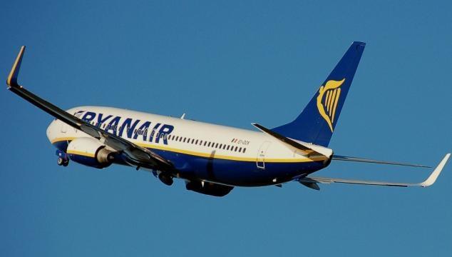 Ryanair cancelará 50 vuelos diarios hasta finales de octubre