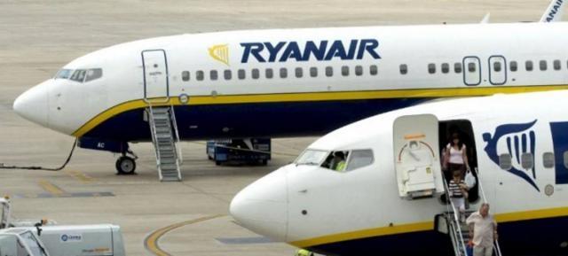 Vuelos cancelados por Ryanair en toda europa