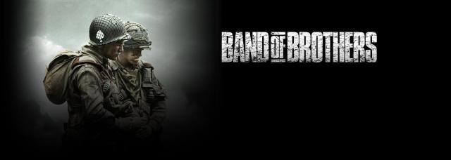 Binge watching: 17 serie tv ricche di colpi di scena - Band Of Brothers