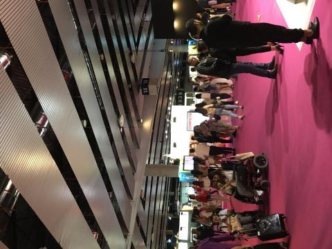 Exposición de las Fashion Week
