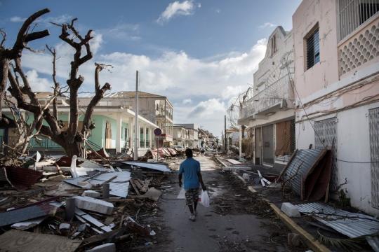 Les Antilles finalement épargnées par l'ouragan José, la Floride ... - rtl.fr