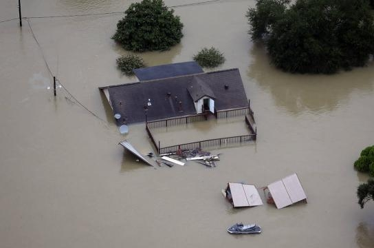 Houston remains crippled by Harvey – Las Vegas Review-Journal - reviewjournal.com