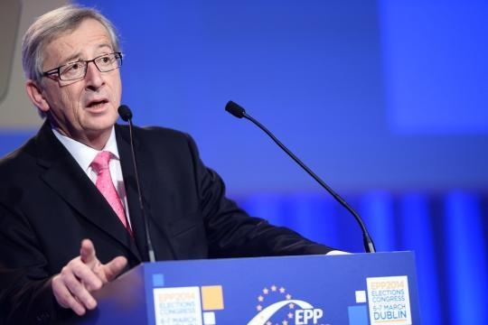 Juncker propone la unión de los estados miembros en la Eurozona y Schengen para 2019