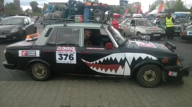 Motoryzacja z dawnego DDR (fot. Zbigniew Wolski)
