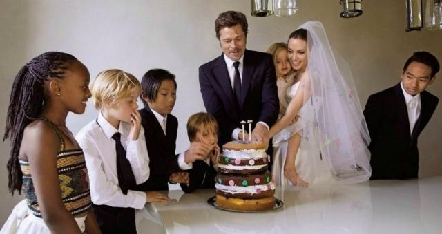 Brangelina Story: la storia d'amore Jolie/Pitt in cinque tappe ... - movieplayer.it