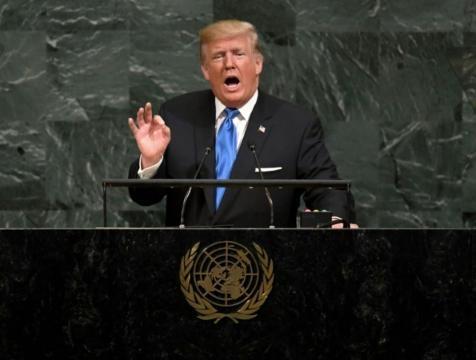 Devant l'ONU, Donald Trump menace de «détruire totalement la Corée ... - liberation.fr