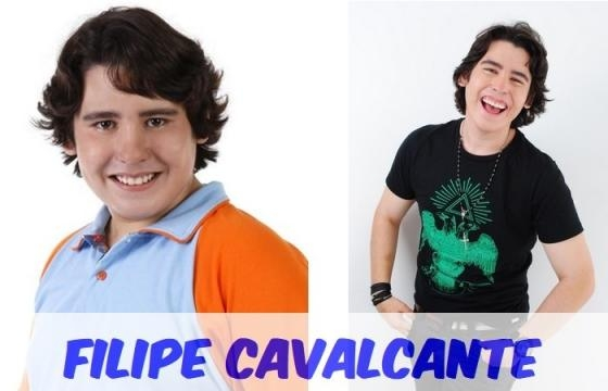 Filipe Cavalcante interpretava Rafa