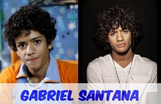 Gabriel Santana interpretava Mosca