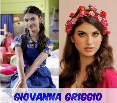 Giovanna Griggio interpretava Mili
