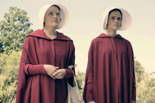 Handmaids, robots but no dragons in Best Drama Emmy race | Toronto ... - thestar.com