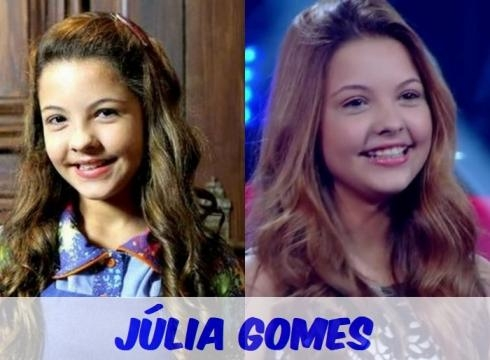 Júlia Gomes interpretava Marian
