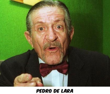 Pedro de Lara morreu de câncer de próstata