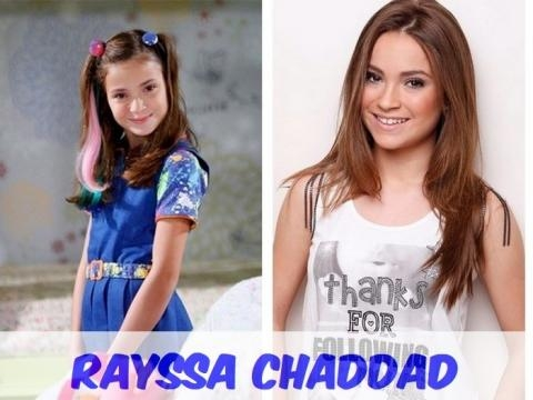 Rayssa Chaddad interpretava Bia