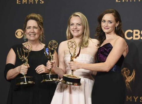 Veep' and 'The Handmaid's Tale' win top Emmy Award prizes - SFGate - sfgate.com
