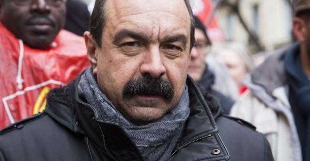 Philippe Martinez, barre à gauche pour la CGT | L'Opinion - lopinion.fr