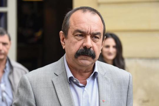 Philippe Martinez (CGT) : «Toutes les craintes que nous avions ... - liberation.fr