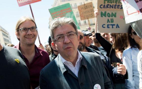 Pour Mélenchon, l'adversaire à battre à Marseille est la candidate ... - leparisien.fr
