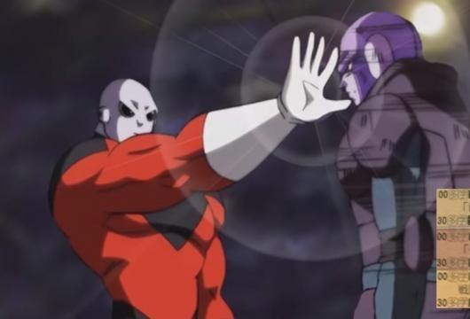 Dragon Ball Super: imagen de Jiren y Hit