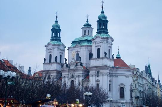 Prague - Image Credit: Matthew Chacko