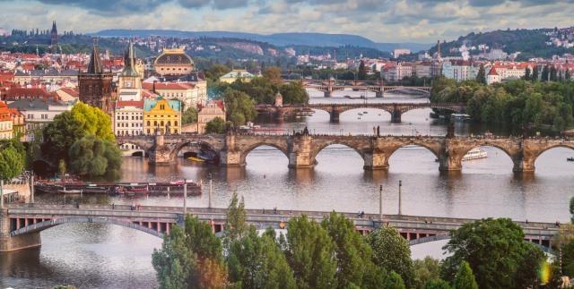 Prague is an amazing place to visit. - Image Credit: jeshoots / unsplash