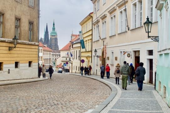 Scenes from Old Town - Image Credit: Matthew Chacko