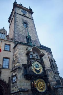 The Astronomical Clock Tower - Image Credit: Matthew Chacko
