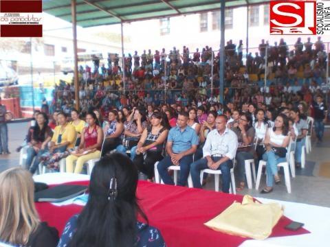 Maestros del municipio Sucre Mérida