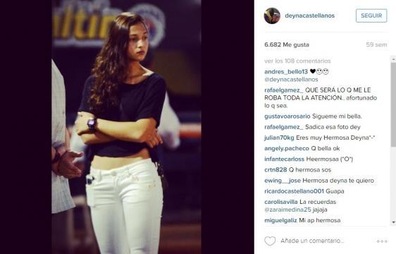Así es Deyna Castellanos en Instagram: la reina del fútbol ... - veonoticia.com