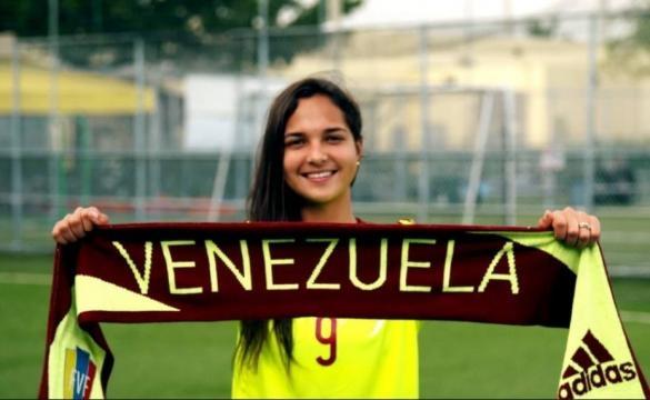 Deyna Castellanos nominada al... - Deportes | EL UNIVERSAL - eluniversal.com