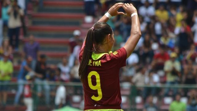 Deyna Castellanos, una veterana de 16 años - FIFA.com - fifa.com