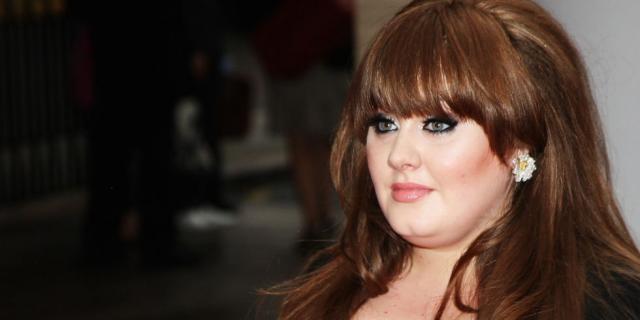 El gran cambio de Adele - elle.es