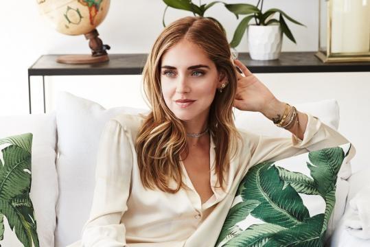 Chiara Ferragni blogger da due milioni di dollari