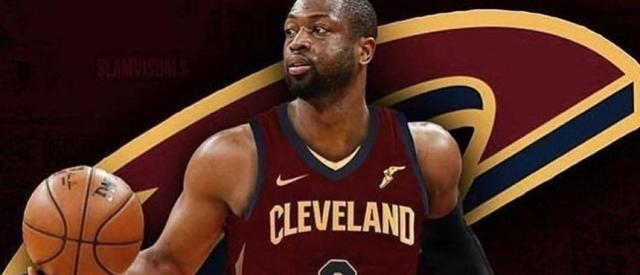 Dwyane Wade is now a free agent and will look to sign with a new team, he will...