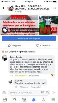 Más ciudadanos denuncian a ver sido víctimas de #LordCarpintero