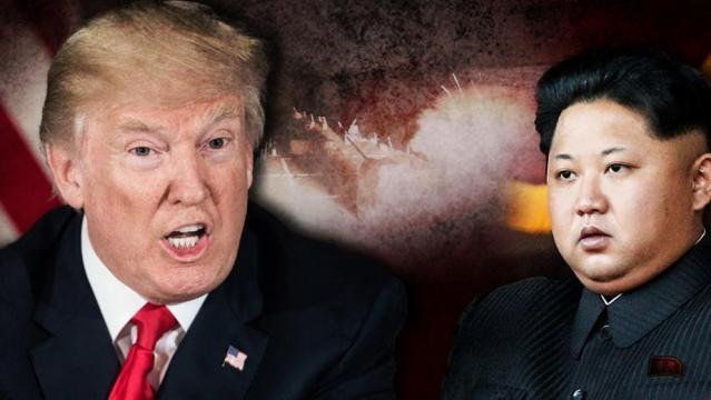 Säbelrasseln zwischen Kim und Trump - Wollen die beiden wirklich ... - bild.de