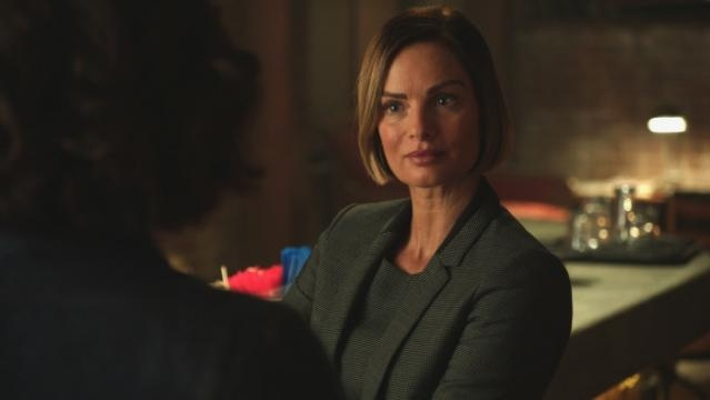 Gabrielle Anwar as Lady Tremaine/Victoria Belfrey (via tvline.com)