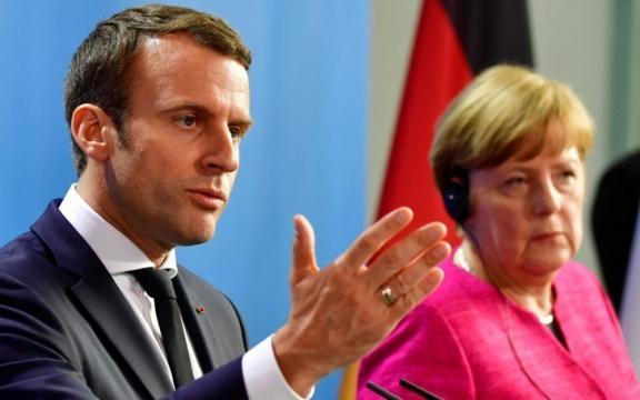 La recette Macron pour l'Europe - Le Parisien - leparisien.fr