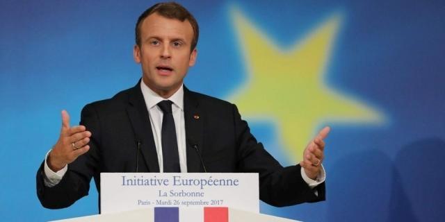 Refondation de l'Europe : ce qu'il faut retenir du discours d ... - sudouest.fr