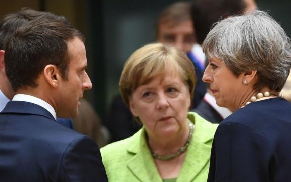 Un «effet Macron» sur l'Europe - Le Parisien - leparisien.fr
