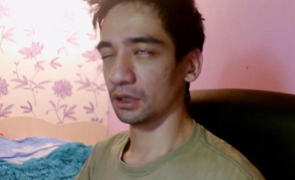 Arslan Valeev transmitiu ao vivo os momentos finais de sua vida