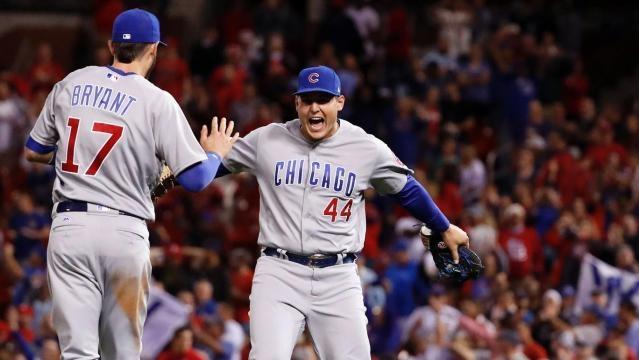 Bryant y Rizzo siguen siendo los pilares de los Cubs. MLB.com.