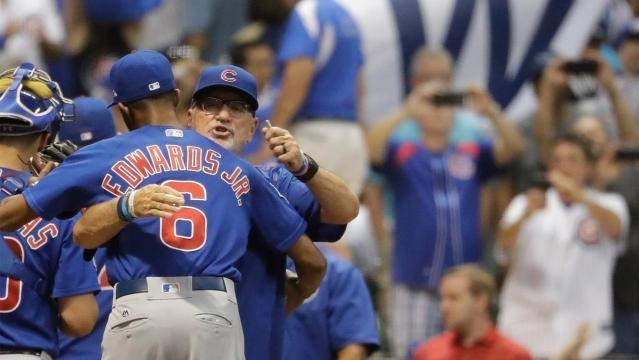 Joe Maddon quiere ir a su tercera Serie Mundial como manager. MLB.com.