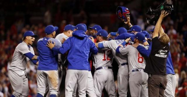 Los Cubs aseguraron el banderín de la Central por 2do año consecutivo. Houston Chronicle.com.