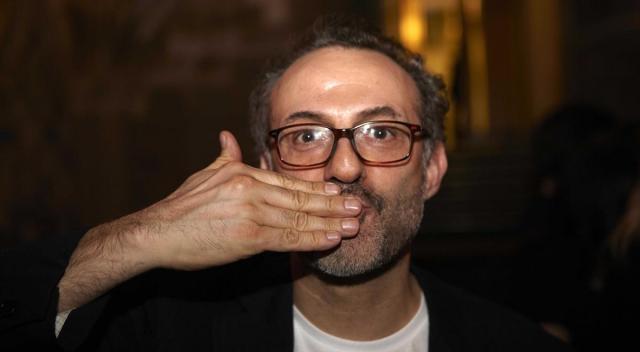 Massimo Bottura ringrazia i suoi fan