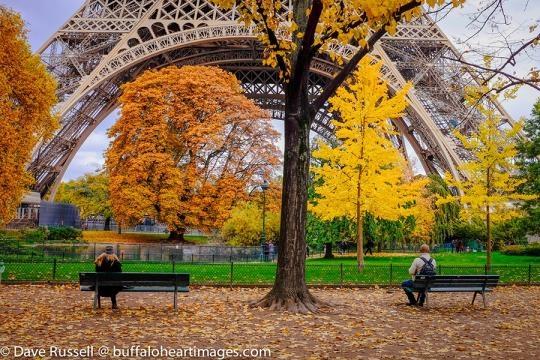 Paris in the Fall - buffaloheartimages.com