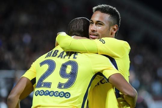 Foot PSG - PSG : Duluc accuse Mbappé et Neymar d'être complices ... - foot01.com